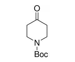 Factory direct supply C10H17NO3 cas:79099-07-3 1-Boc-4-piperidone